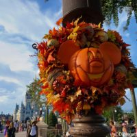 Mickey's Not-So-Scary Halloween Party decorations