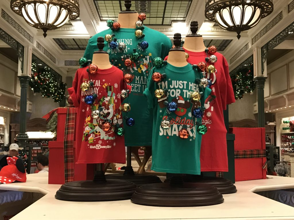Mickey's Very Merry Christmas Party 2018 Merchandise