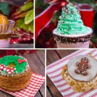 Tasty sweet holiday treats from Disneyland